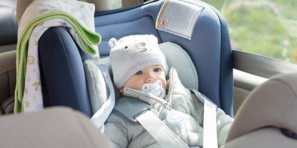 Siège auto, le fauteuil pour enfant où les petits passent finalement le plus de temps !