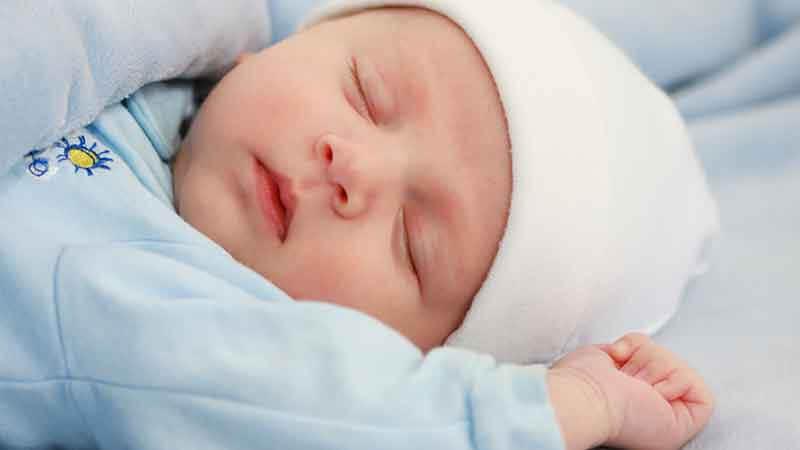 fauteuil premier mois bebe sommeil