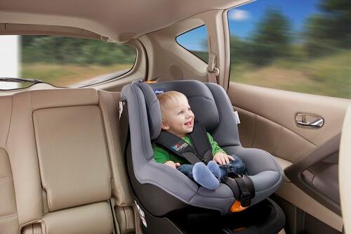trajet vacance siege auto bebe