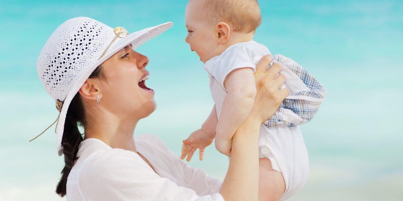 trajet vacance bebe